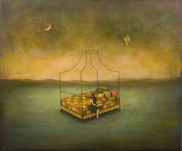 越南画家杜伊·怀恩的空灵绘画插图111