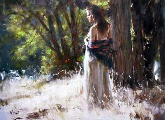 最富浪漫表现力的艺术家Vidan油画艺术作品插图49