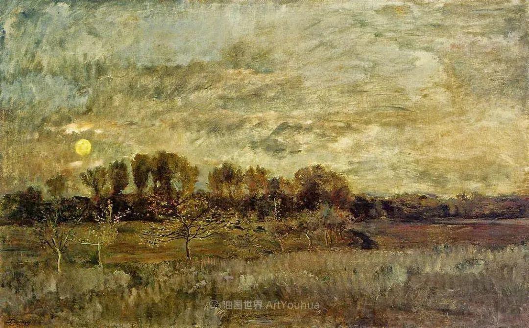 法国著名巴比松派风景画家——杜比尼插图111