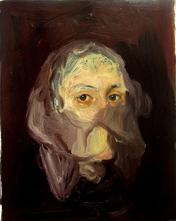 西班牙当代艺术家埃斯库比绘画作品欣赏插图1