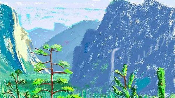 最著名的英国在世画家——大卫·霍克尼插图39