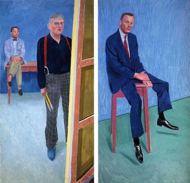 最著名的英国在世画家——大卫·霍克尼插图51