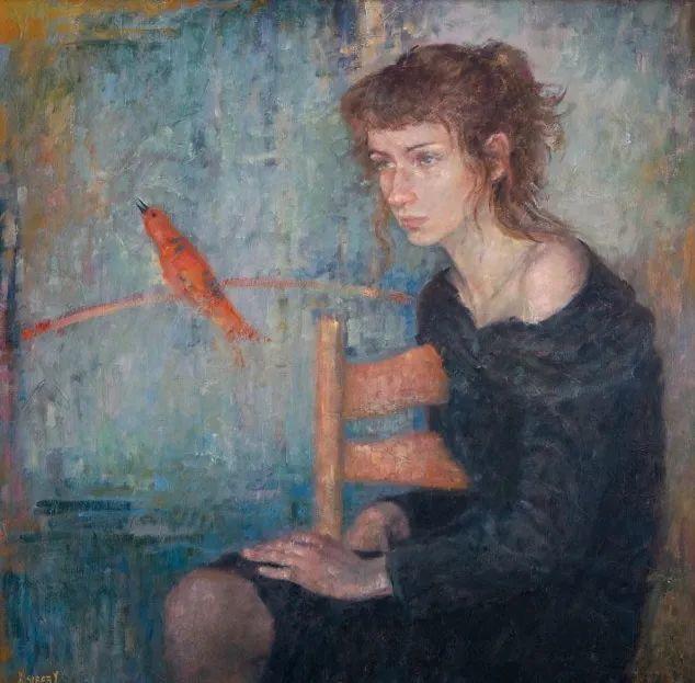 具象现实主义,波兰女画家阿丽娜·西贝拉插图31