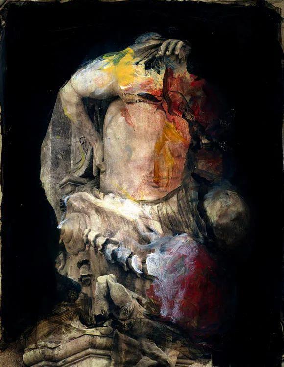 西班牙当代艺术家埃斯库比绘画作品欣赏插图16