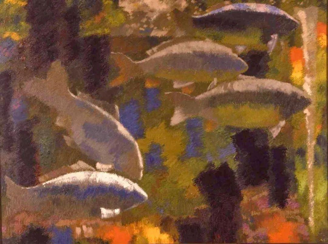 瑞士色彩大师,抽象艺术的先驱!插图63