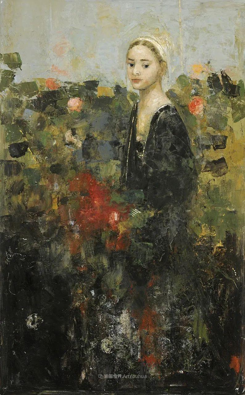 马耳他女画家 Goxwa Borg 戈克斯瓦·博格作品欣赏: 古典又现代!插图71
