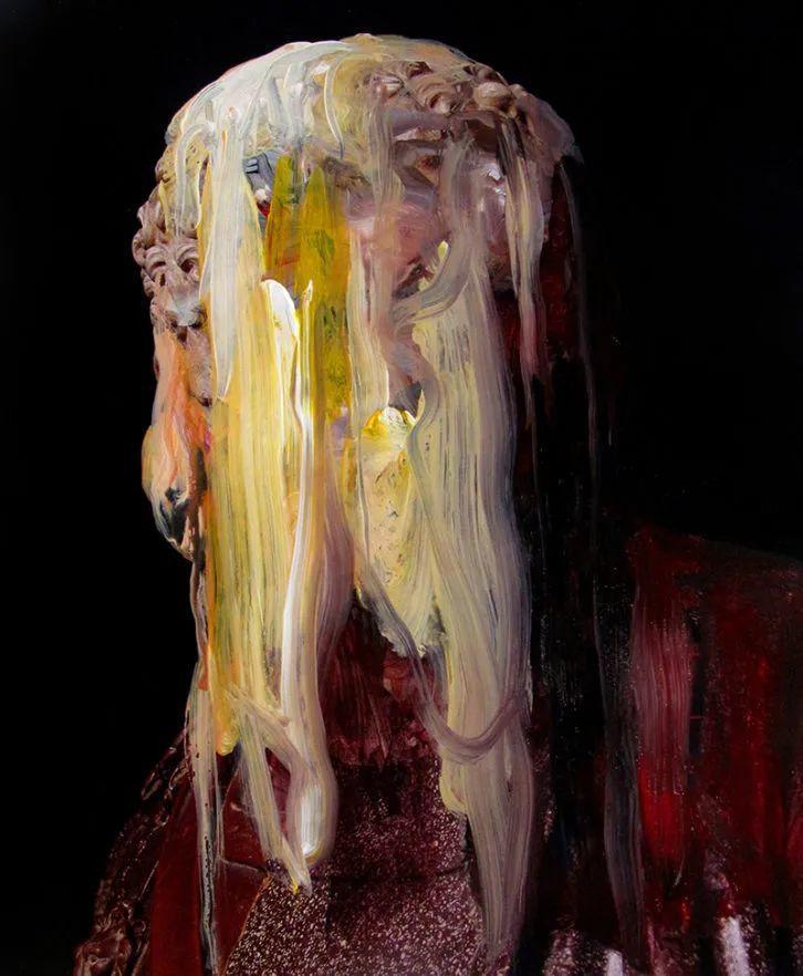 西班牙当代艺术家埃斯库比绘画作品欣赏插图27