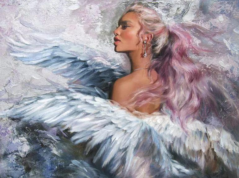 艺术家安娜的精美油画艺术作品欣赏插图19
