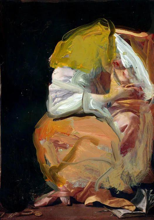 西班牙当代艺术家埃斯库比绘画作品欣赏插图36