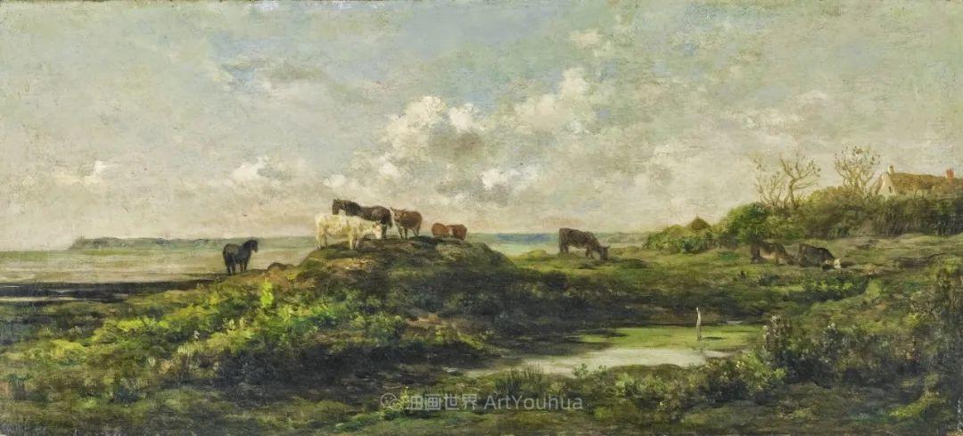 法国著名巴比松派风景画家——杜比尼插图97
