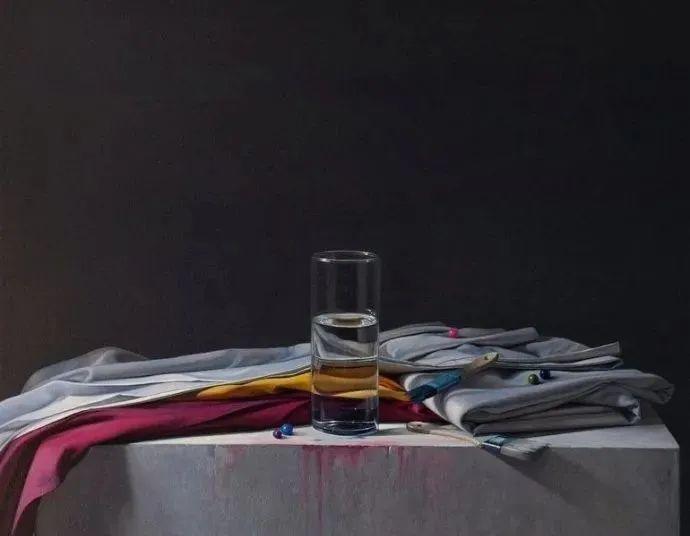 秘鲁自学成才艺术家的写实油画,展现着油画人物不同的美插图39