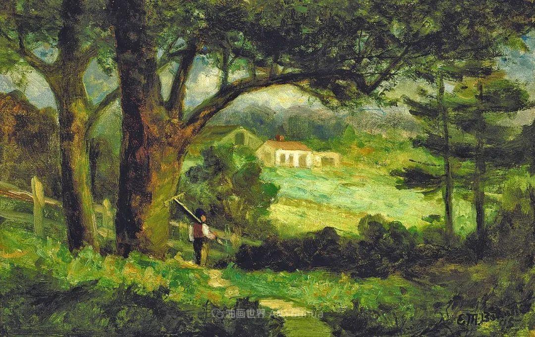法国著名巴比松派风景画家——杜比尼插图119