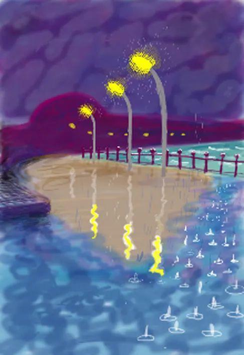 最著名的英国在世画家——大卫·霍克尼插图97