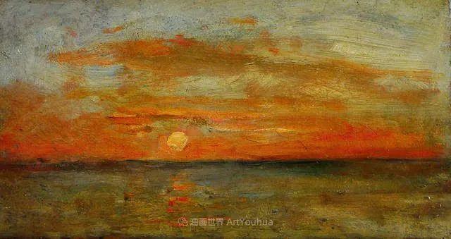 法国著名巴比松派风景画家——杜比尼插图107