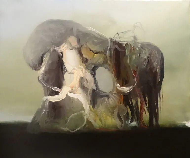 西班牙当代艺术家埃斯库比绘画作品欣赏插图41