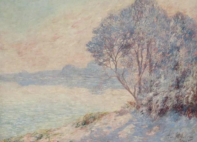 高更和德加的好友,法国画家费迪南德插图34
