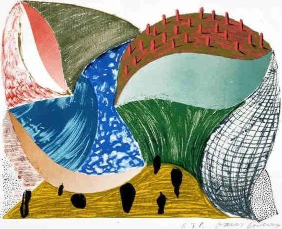 最著名的英国在世画家——大卫·霍克尼插图81