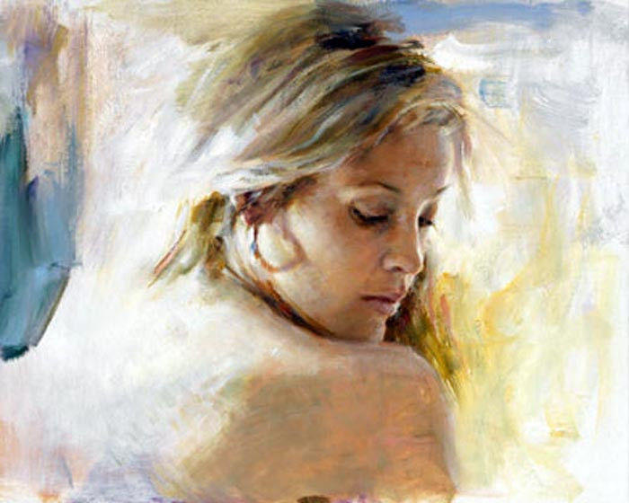最富浪漫表现力的艺术家Vidan油画艺术作品插图65