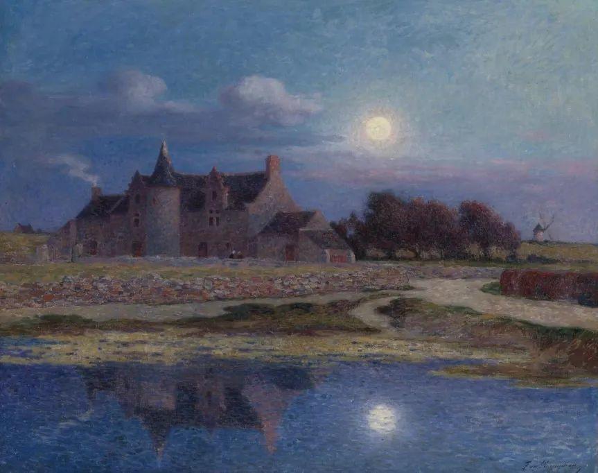高更和德加的好友,法国画家费迪南德插图26