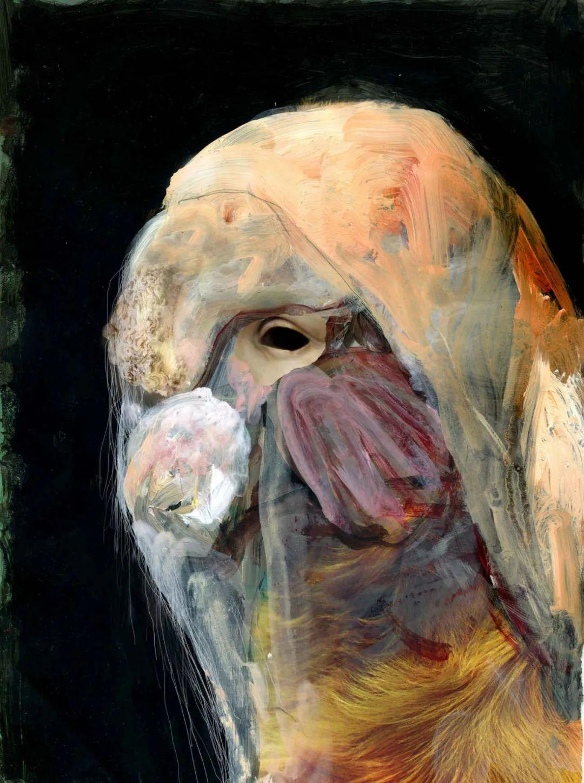 西班牙当代艺术家埃斯库比绘画作品欣赏插图4