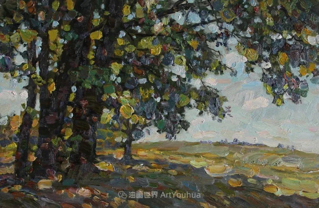 古典风格蛋彩画,俄罗斯画家弗拉基米尔·亚历山德罗维奇插图101