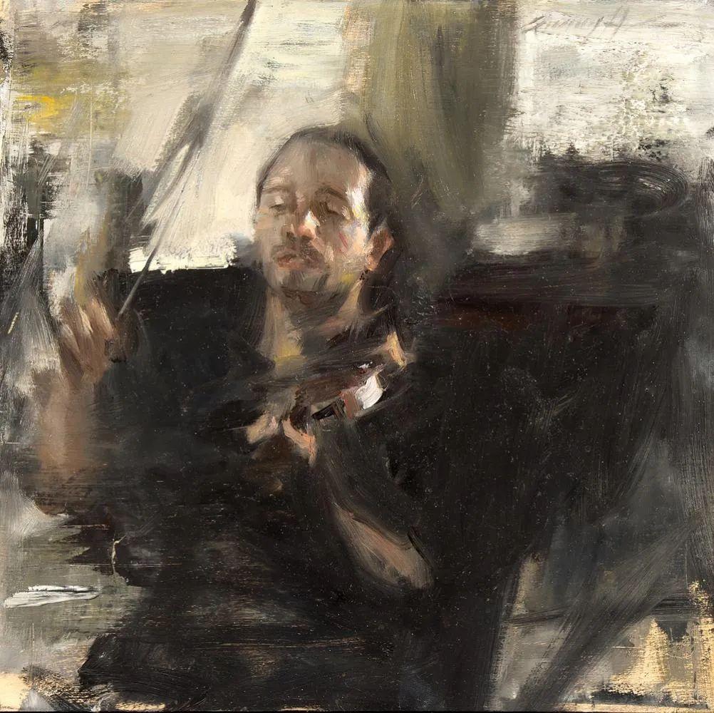 一个来自东方的画家,把印象派绘画掌握和提高到,如此至善至美的境界!插图63