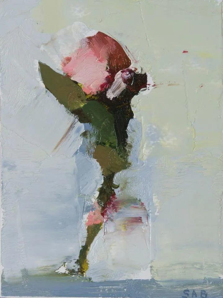 简约宁静 | 波兰画家斯坦利·比伦作品欣赏插图55