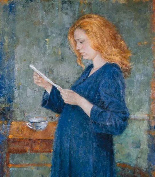 具象现实主义,波兰女画家阿丽娜·西贝拉插图45