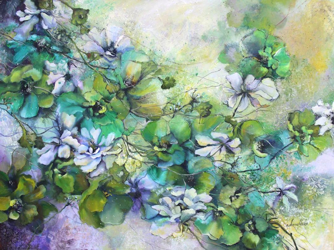 艺术家安娜的精美油画艺术作品欣赏插图39