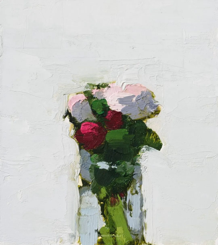 简约宁静 | 波兰画家斯坦利·比伦作品欣赏插图63