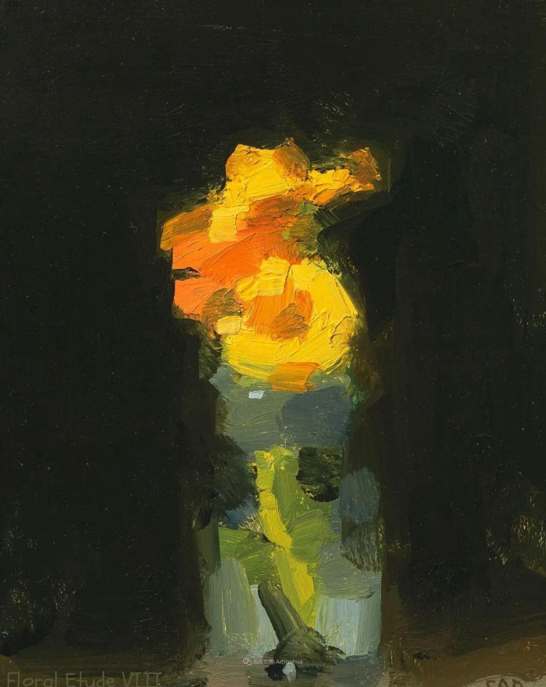 简约宁静 | 波兰画家斯坦利·比伦作品欣赏插图81