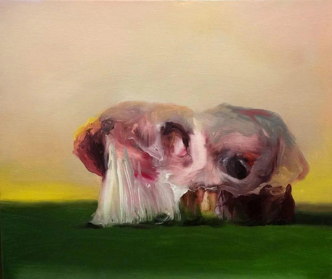 西班牙当代艺术家埃斯库比绘画作品欣赏插图28