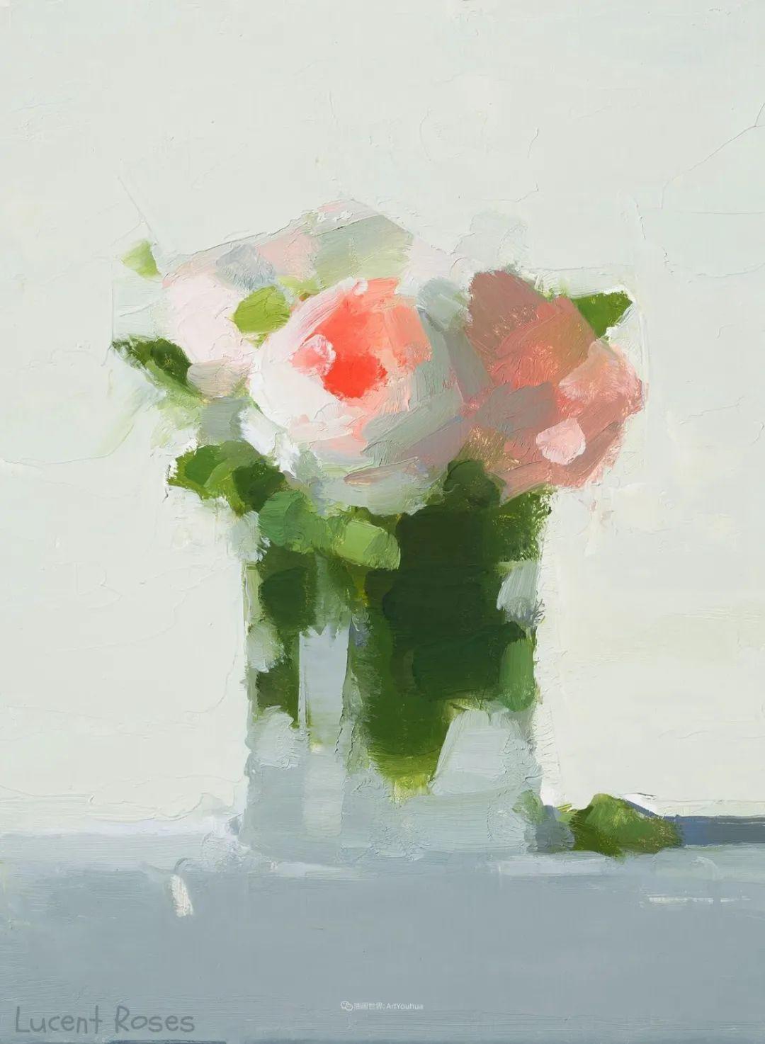 简约宁静 | 波兰画家斯坦利·比伦作品欣赏插图5