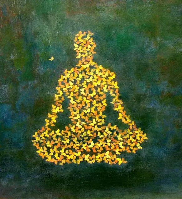 越南画家杜伊·怀恩的空灵绘画插图31