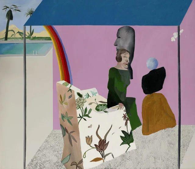 最著名的英国在世画家——大卫·霍克尼插图83
