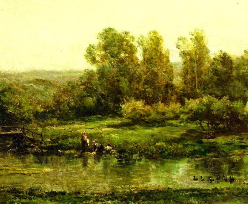 法国著名巴比松派风景画家——杜比尼插图21