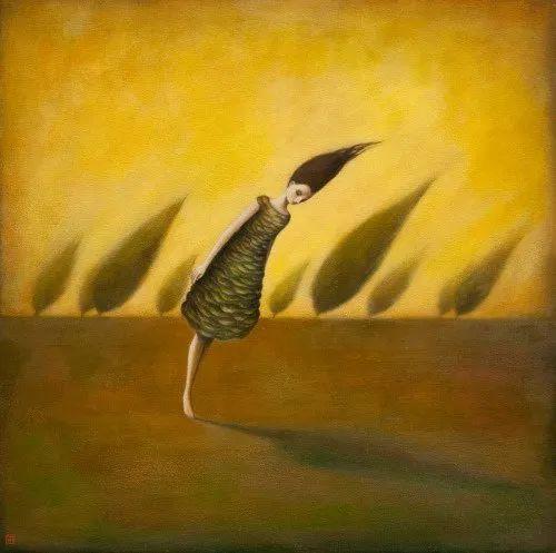越南画家杜伊·怀恩的空灵绘画插图11