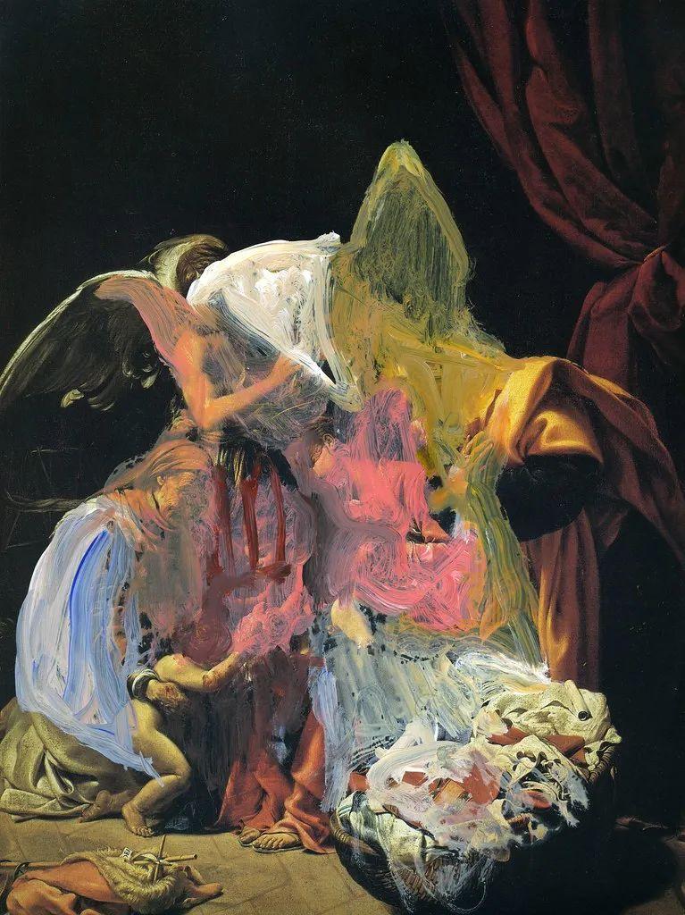 西班牙当代艺术家埃斯库比绘画作品欣赏插图11