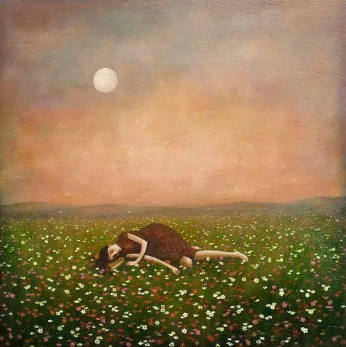 越南画家杜伊·怀恩的空灵绘画插图17
