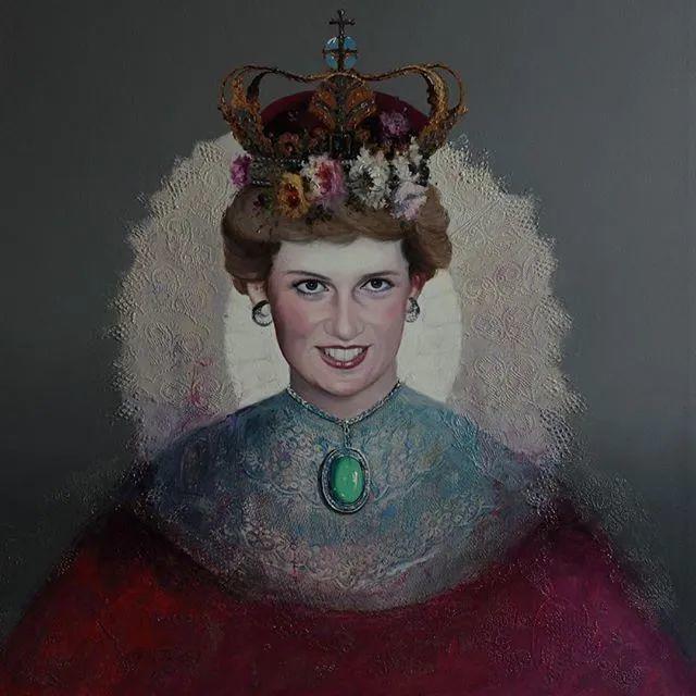 秘鲁自学成才艺术家的写实油画,展现着油画人物不同的美插图9