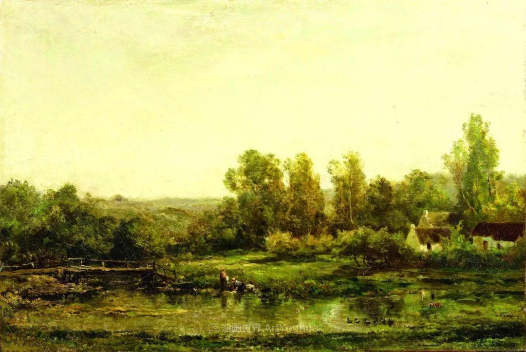 法国著名巴比松派风景画家——杜比尼插图19