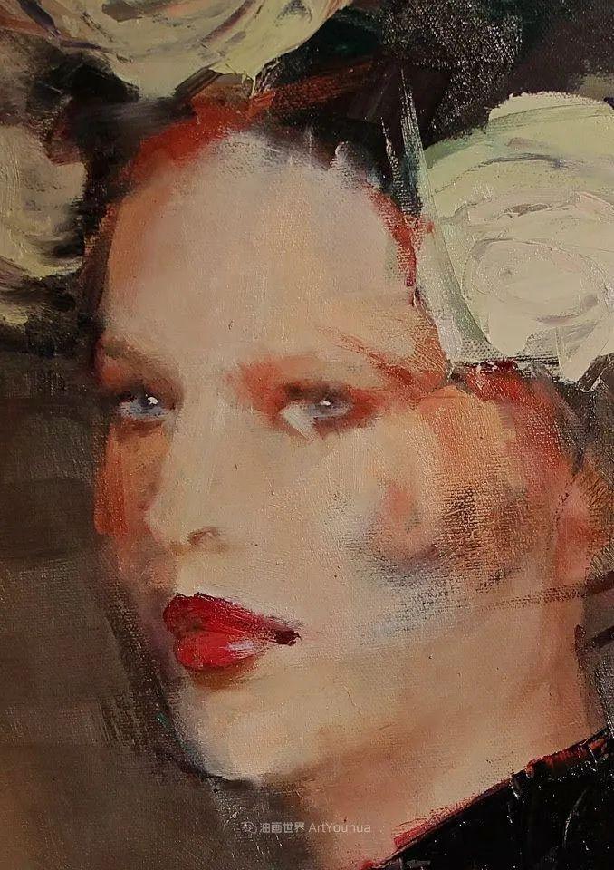 以生动、动感和现代的笔触,表现多元化女性形体!插图35
