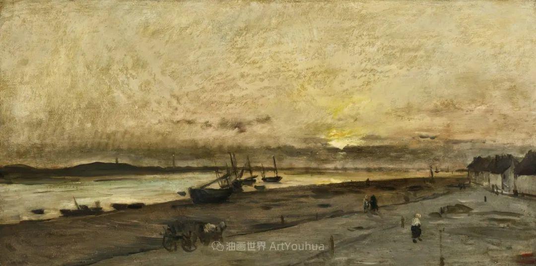 法国著名巴比松派风景画家——杜比尼插图99