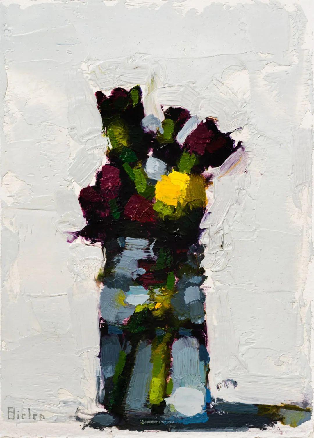 简约宁静 | 波兰画家斯坦利·比伦作品欣赏插图75