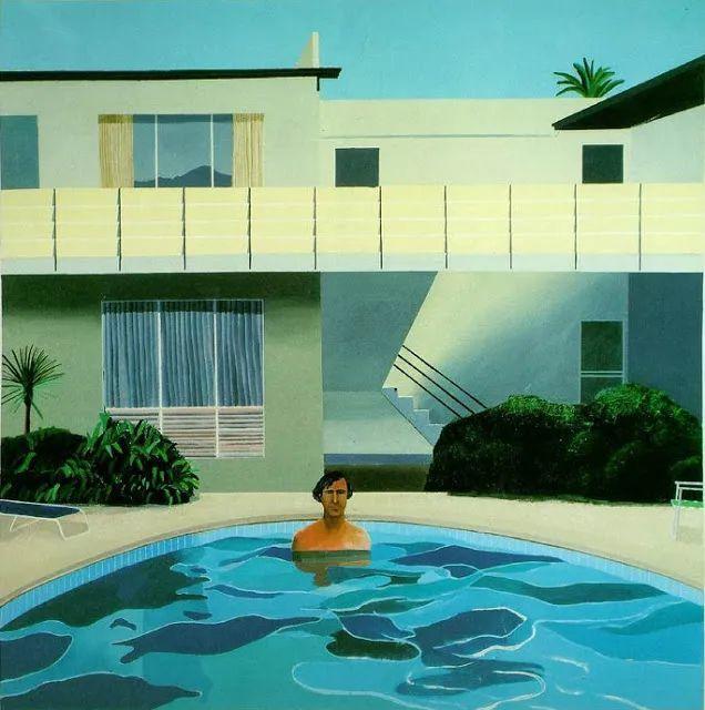 最著名的英国在世画家——大卫·霍克尼插图21