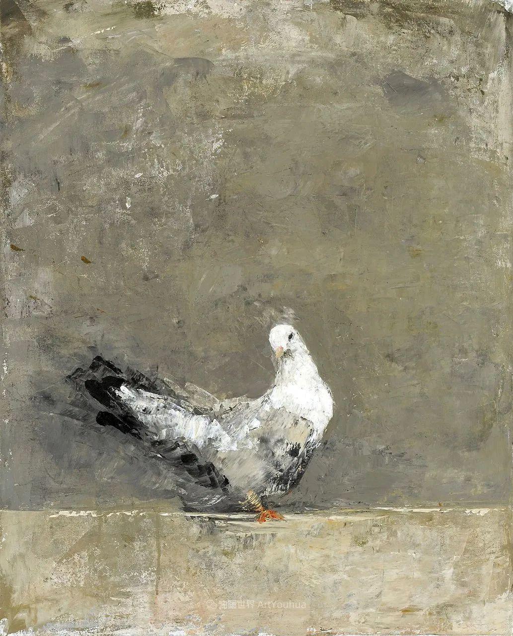 马耳他女画家 Goxwa Borg 戈克斯瓦·博格作品欣赏: 古典又现代!插图25