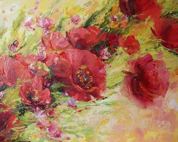 艺术家安娜的精美油画艺术作品欣赏插图43