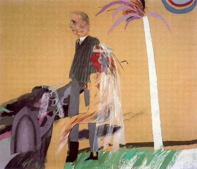 最著名的英国在世画家——大卫·霍克尼插图89
