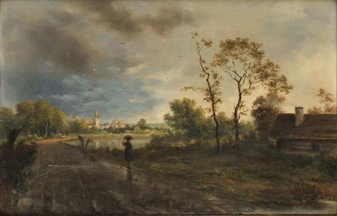 匈牙利杰出的自然风景画家——贝拉·斯潘依插图85