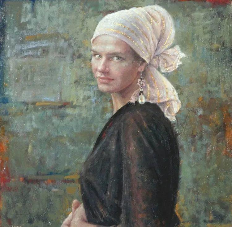 具象现实主义,波兰女画家阿丽娜·西贝拉插图37